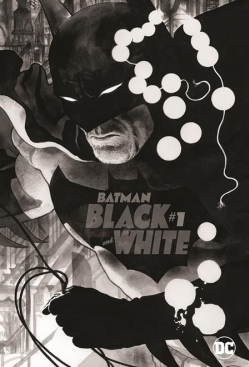 BATMAN BLACK AND WHITE #1 (OF 6) CVR B JH WILLIAMS III VARIANT
