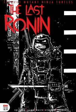 TMNT THE LAST RONIN #1 (OF 5) 3RD PRINTING